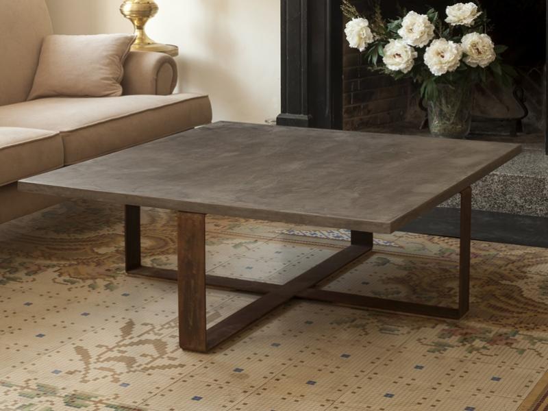 Low coffee table. Mod. BARCELONA