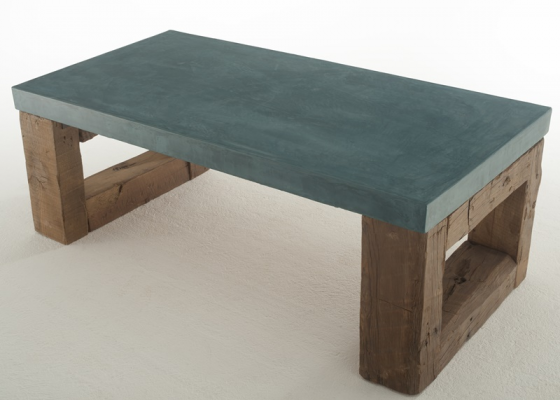 Low coffee table. Mod. ESTOCOLMO