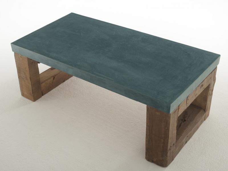 Low coffee table. Mod. ESTOCOLMO