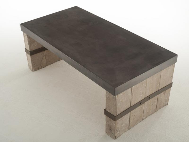 Low coffee table. Mod. MARSELLA