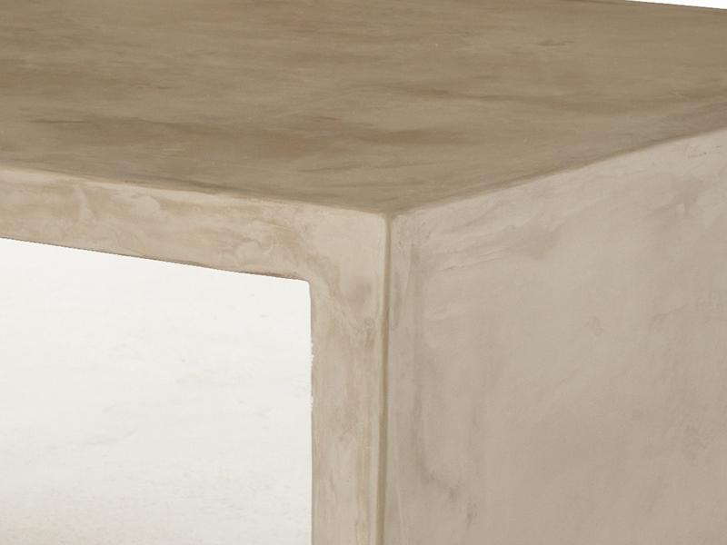 Low coffee table. Mod. MYKONOS