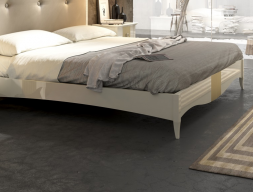 Bed frame. Mod. NP186LC