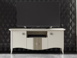 Lacquered TV stand. Mod.NP111