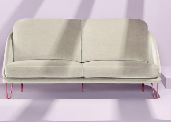 3 seater sofa. Mod. AGORA 3PL