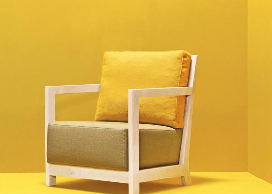 Armchair. Mod. MARIA