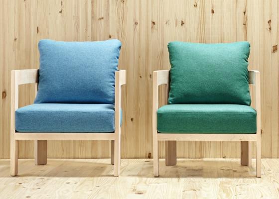 Armchair. Mod. CHAPLIN