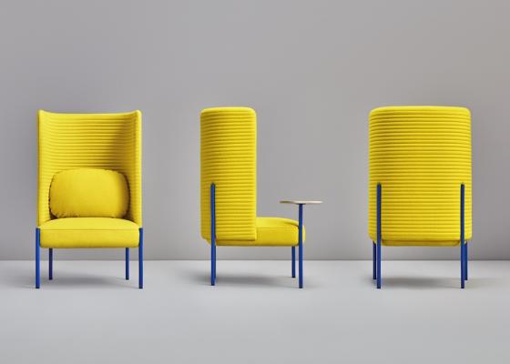 Armchair. Mod. ARA