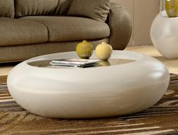 Low coffee table. Mod. NICE