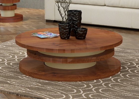 Low coffee table. Mod. LOIRA