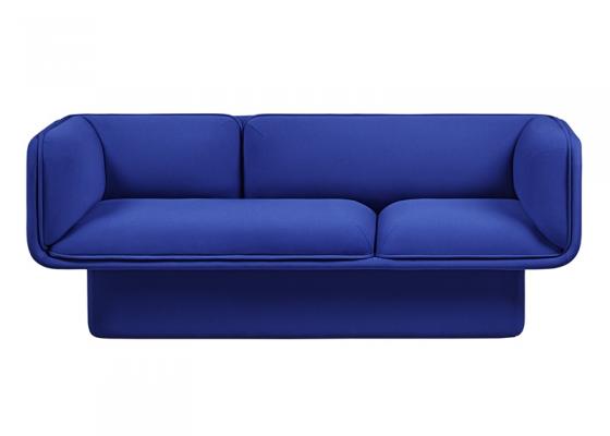 2 seater sofa. Mod. BLOCK 2PL