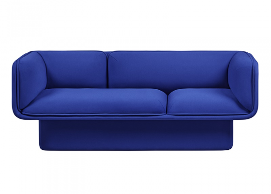 3 seater sofa. Mod. BLOCK 3PL