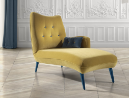 Chaise lounge. Mod. DI TREVI