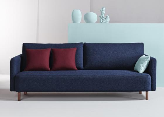 3,5 seater sofa. Mod. ZERO 3PL MAXI