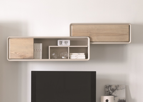 Bookshelf . Mod: NORDIC 422