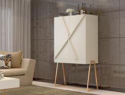 Bar cabinet. Mod. BAMBERG