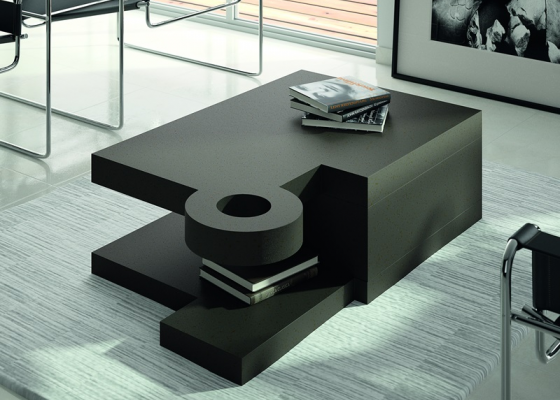 Low table. Mod. CHILLIDA