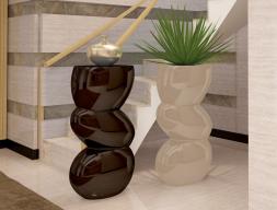 Pedestal column, mod: FORMAS