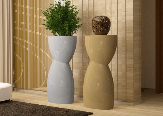 Pedestal column, mod: ROTTEM