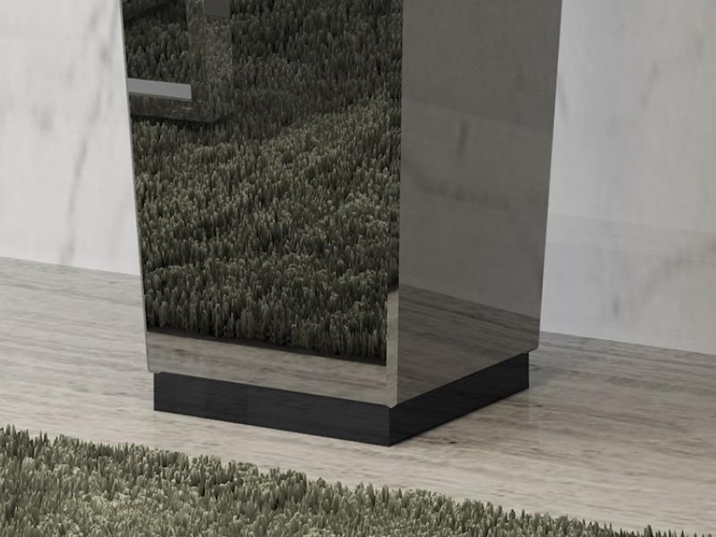 Pedestal column, mod: TOTEM