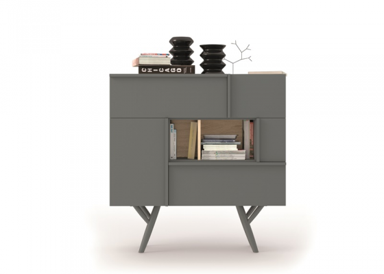 Small sideboard. Mod. M14A