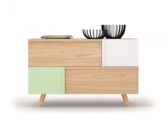 Small sideboard. Mod. M154A