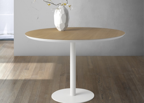 Round fix tabel. Mod. DONDA