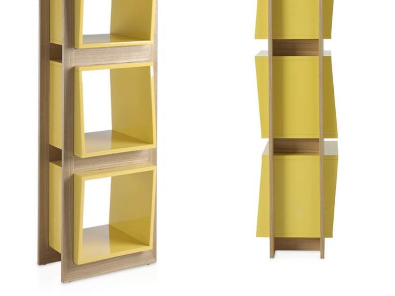Bookshelves. Mod. ATENAS