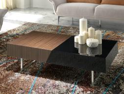 Low coffee table. Mod. BOPOP
