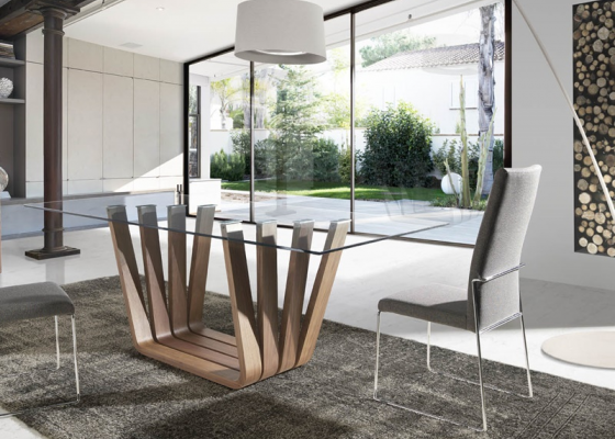 Dining table , mod: MILAN
