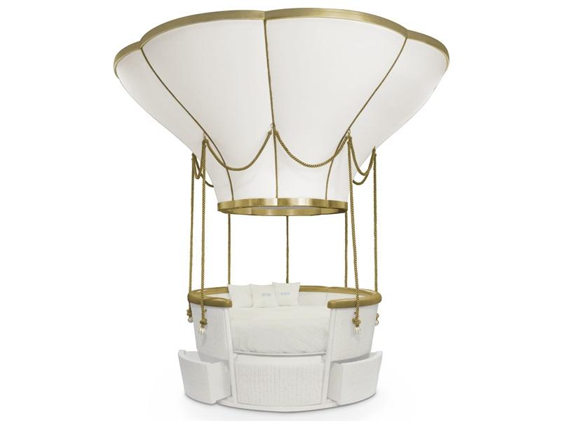 Air balloon bed. Mod. FANTASY AIR BALLOON