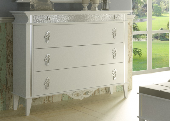 Chest of drawers. Mod.ROYAL2020BL