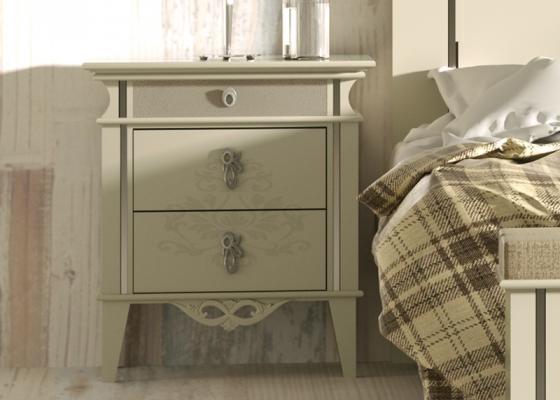 Bedside tables. Mod. ROYAL2015