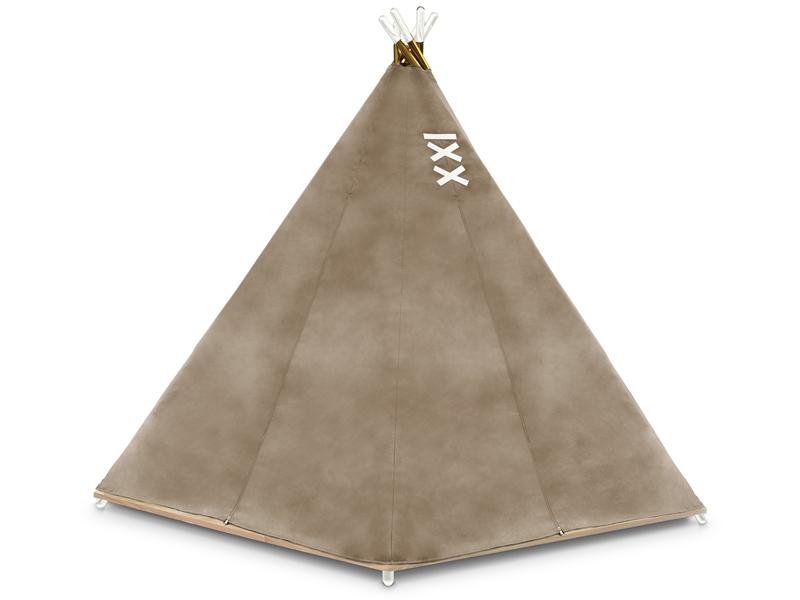 Tent bed. Mod. TEEPEE ROOM