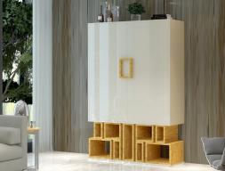Bar cabinet. Mod. VIENA