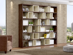 Bookcase, mod: SIENA