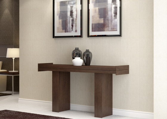 Table console. Mod: SENIA