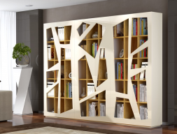 Bookcase, mod: FLORENCIA