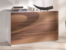 Chest of drawers. Mod. DUNAS