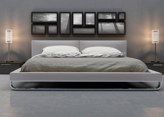 Complete bed. Mod. LEO