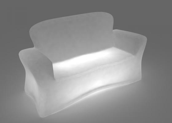 Sofa. Mod: EMBRUJO LUZ