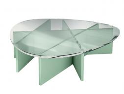 Coffee table. Mod: PANAL