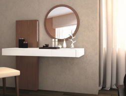Vanity table with drawer.Mod: DULA