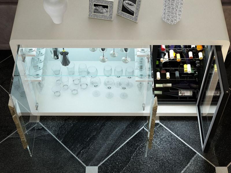 Wine cabinet.Mod: CAVA