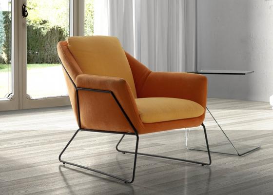Armchair. Mod: ALANA