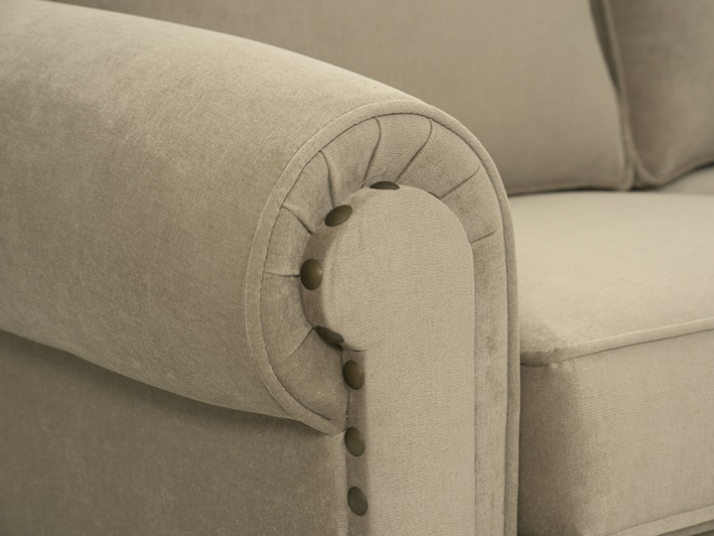 Sofa with chaise longue. Mod: BIANCO CL
