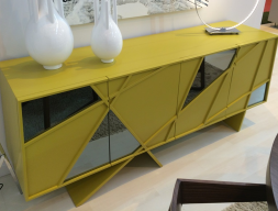 Lacquered sideboard, mod: DIVA