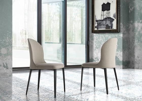 Upholstered chair. Mod. ANITA