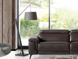 Floor lamp. Mod. P1192