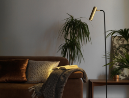 Floor lamp. Mod. P1194