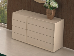 Chest 4 drawers with jewelry box. Mod: TEIDE